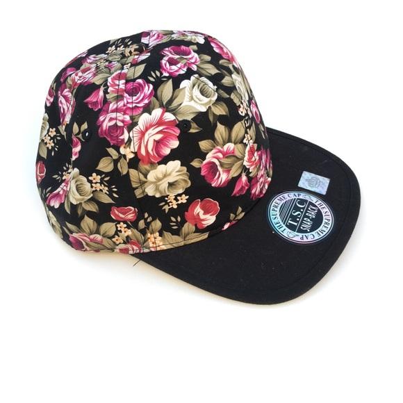 The Supreme cap floral SnapBack. M 5b9b28614cdc30125dca88cc 311808d0ac6